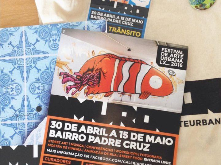 Festival Asalto en MURO, Lisboa